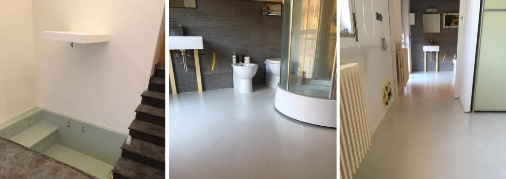 casa pavimenti resina