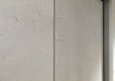 parete decorativa in resina