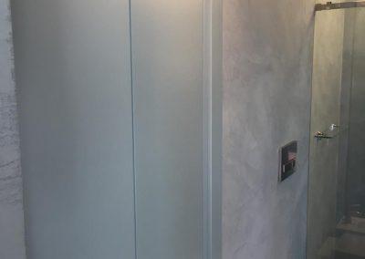 pareti doccia in resina