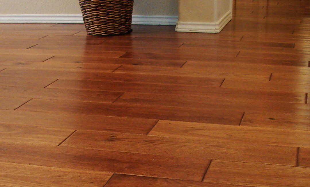 Alcuni pavimenti in legno da noi realizzati