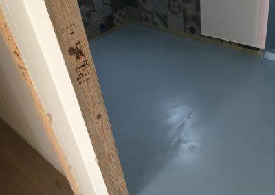 pavimentazione bagno resina