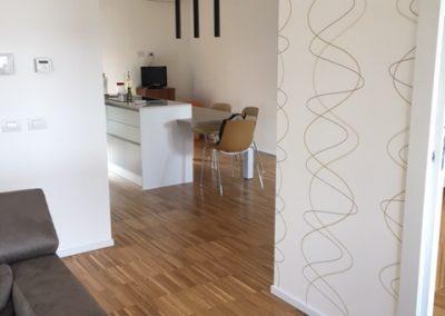 pavimentazione legno soggiorno