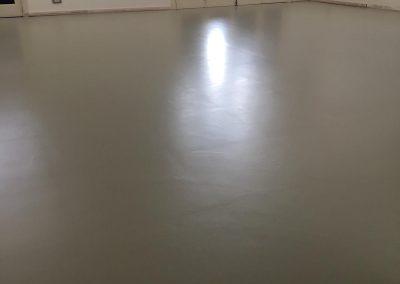 pavimento resina spatolato