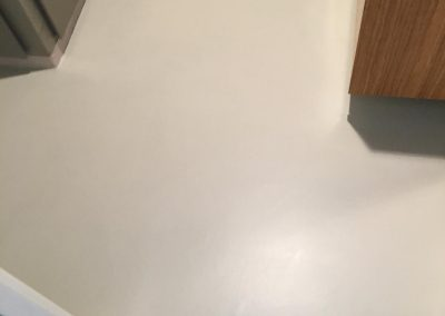 pavimento resina spatolato dettaglio